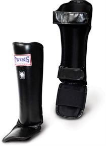 Twins Pro Leather Shin/Instep Guards